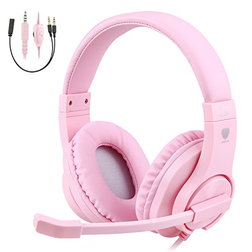 BlueFire 3 5mm Bass Stereo Over-ear Gaming Headphone PS4 Gaming